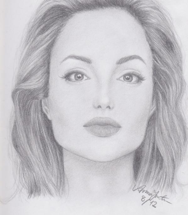 Angelina Jolie par AnnaKatariina